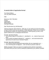 Awesome Collection Of Job Application Letter Cover Letter Sample For