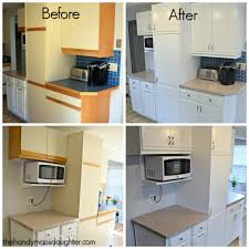 Trim For Cabinets Tips For Updating 80s Kitchen Cabinets The Handymans Daughter
