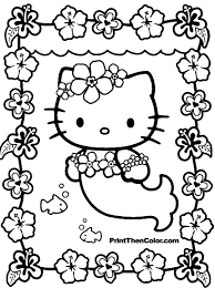 Small Picture Hello Kitty Lovely Hello Kitty Coloring Pages Games Coloring