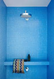 Blue Tiled Bathrooms Shower Power Unforgettable Designs To Wash Away Your Cares
