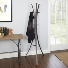 Coat Rack Board Ebern Designs Bump Metal Tripod Standing Coat Rack Reviews Wayfair 88