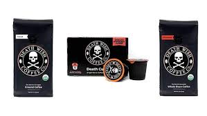 By contrast, starbucks's dark, medium, and blonde roasts have 193, 235, and 270 mg, respectively. Death Wish Coffee Review 2020 Taste The World S Strongest Coffee