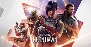 Operation Neon Dawn | Rainbow Six Wiki