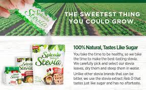 Splenda Naturals Stevia Granulated 7 8oz Walmart Com