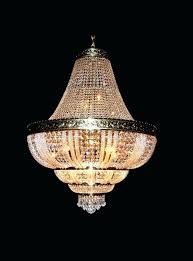 15 light chandelier touareg