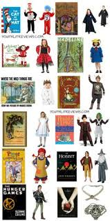 book character costumes for or anytime