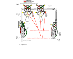 wiring diagram multiple can lights wirdig light wiring diagram in why won t my three way switch work electricians