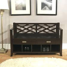 Entrance Bench And Coat Rack Entryway Shoe Bench Coat Storage Entryway Shoe Bench Small Shoe 34