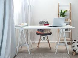 bedroomappealing ikea chair office furniture. Wonderful Bedroomappealing Remarkable Appealing White Home Office Chair Furniture Small Modern Design  With Wood Trestle Desk Folding Legs And Leg Fabric Accent Ideas Plans Graceful  Bedroomappealing Ikea Chair Office Furniture I