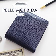 pelle morbida pellemorbida barca barca embossed leather purse bi fold bi fold wallet