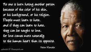 Mandela Quotes About Love