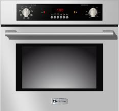 24 inch single electric wall oven