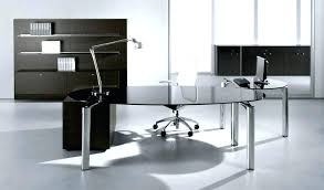 desk in office. Office Table Glass Top Marvelous Modern Desk Study With In