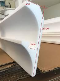 Uplighting Coving And Cornice For Led Lighting Uplighter Covings Cornices Polystyrene Super Quality Sample Box For Led Lighting