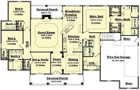 Mobile Home Floor Plans 4 Unique 4 Bedroom House Floor Plans