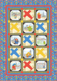 FREE PATTERN: Paddington's Travels – Ivory Spring & Panels ... Adamdwight.com