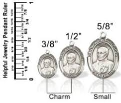 Jewelry Size Guide – How to Select the Right Size <b>Pendant</b>