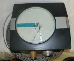 Partlow Chart Recorder Parts Not Working 150 75