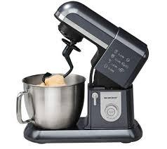 Silvercrest Robot De Cuisine Professionnel Anthracite