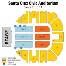 Santa Cruz Civic Auditorium Santa Cruz Tickets Schedule