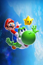 super mario and yoshi iphone 4s wallpaper