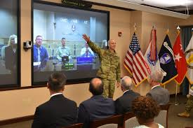 Dvids News Smdc Colonel Accepts Tcm Smd Assumption Of