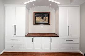 Built-In Counter Top & Wall Unit
