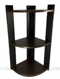 corner racks furniture. vinyl corner stand 3layer racks furniture