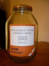 replacement lucas wiring harness smoke 1967 mgb gt replacement lucas wiring harness smoke