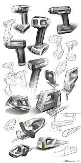 Chervon Power Tools Chervon Power Tool Sketches On Behance Sketch Now