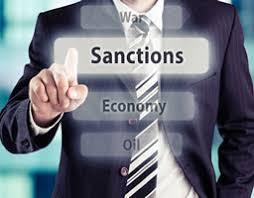 """Résultat de recherche d'images pour """"sanctions commerciale et financières de la france état 2017"""""""