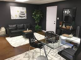 cool modern office decor. Massage Therapy Studio - Modern Office- MassageFit, Wynne AR Cool Office Decor T