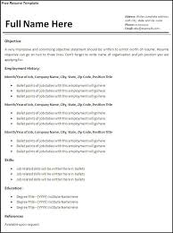 Free CV Template Download - http://www.resumecareer.info/free