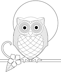 Free Halloween Coloring Printables » Coloring Pages Kids