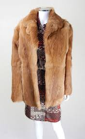 original 1970s vintage light tan coney fur jacket vintage coat 1970s vintage coat vintage coat 1970s coat