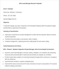 Resume Objectives Doc Free Premium Templates Simple Career Change ...