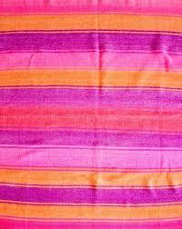purple and orange rug blanket pink