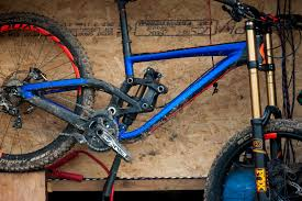 scott gambler 710 bike test dirt
