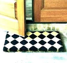 outdoor door rugs door rugs outdoor front door mat personalized outdoor door mats outside front door