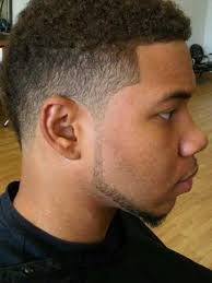 Coupe Homme Afro Coupe Cheveux Noir Homme