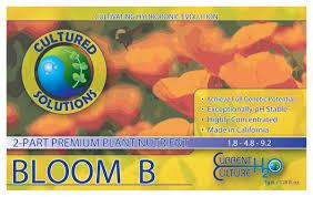 Cultured Solutions Feeding Chart East Coast Cultured Solutions Uc12xl Thcfarmer Cannabis