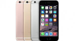 Apple IPhone 6s 32GB (Silver) uden abonnement, gratis levering til Apple IPhone 6s 32GB (Rose Gold) uden abonnement, gratis levering