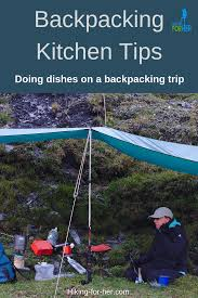 Washing Dishes On A Backpacking Trip Its Harder Than You Think