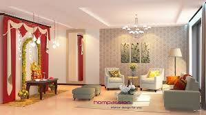 decoration home interior.  Decoration Ganpatiathomelivingroominteriordesignersin Intended Decoration Home Interior