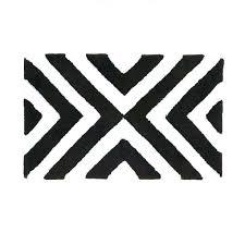 black and white bathroom rug striped bath rug ideas black and white bathroom mat checd regarding