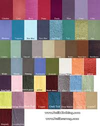 Color Chart For Clothes Batik Clothing From Bali Indonesia