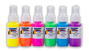 fabric spray paint 3 6x125ml packs free larger image