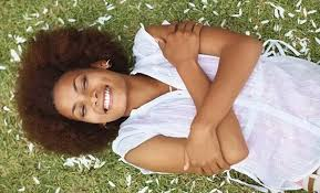 Image result for black woman relaxed