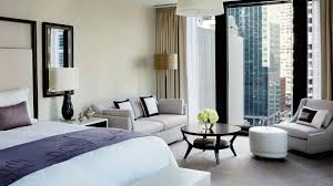 Chicago Luxury Hotel Rooms  Accommodations The Langham Chicago - Cosmo 2 bedroom city suite