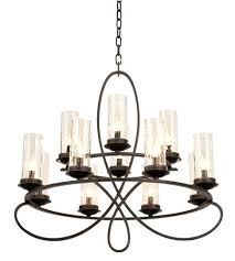 12 light chandelier light inch heirloom bronze chandelier ceiling light in seeded side glass without crystals 12 light chandelier savoy house 1 8